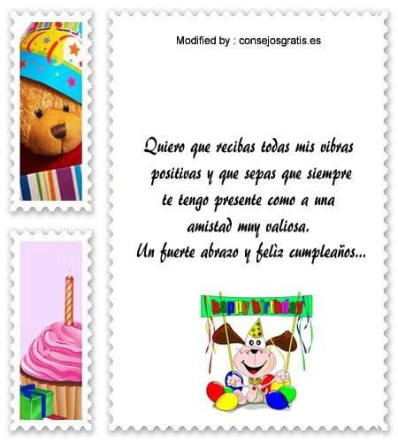 pensamientos de cumpleaños para mi amigo,bonitas dedicatorias de cumpleaños para mi amigo