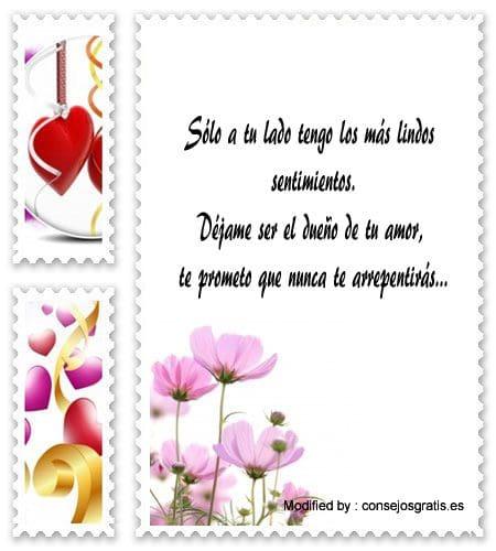 romànticas frases de declaraciones de amor,palabras con declaraciones de amor