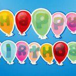 feliz cumpleaños, modelo de carta de cumpleaños, plantillas de cartas de cumpleaños