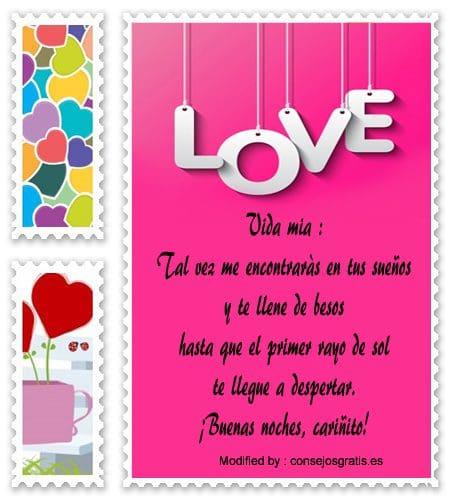 saludos de buenas noches para mi amor,sms de buenas noches para mi amor
