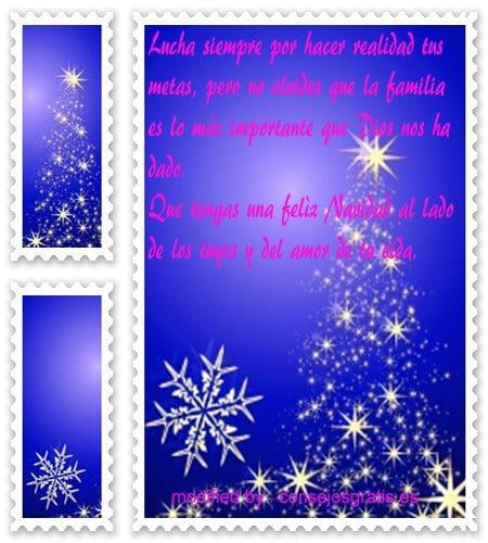 Nuevas tarjetas bonitas de navidad para descargar gratis - Frases de felicitacion por navidad ...