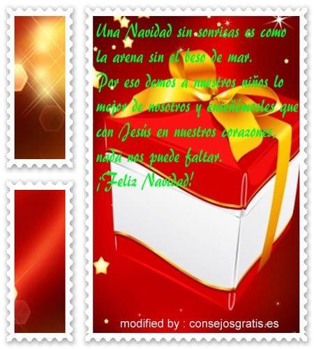 Bellas tarjetas con frases cristianas de navidad - Mensajes navidenos para empresas ...