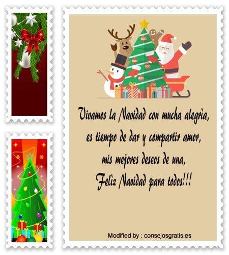 Nuevas cartas y mensajes de navidad empresariales feliz - Frases navidenas para empresas ...