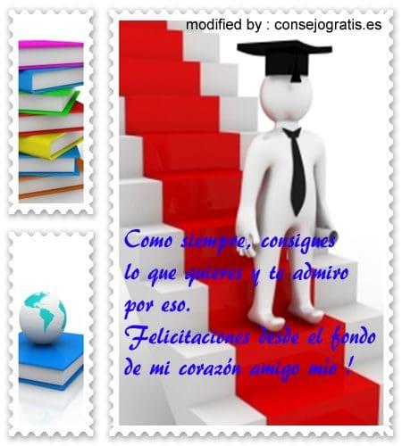 Top Frases De Felicitacion Para Un Graduado Con Imàgenes ...
