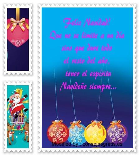 palabras bonitas para Navidad, textos de Navidad para enviar a mis amigos