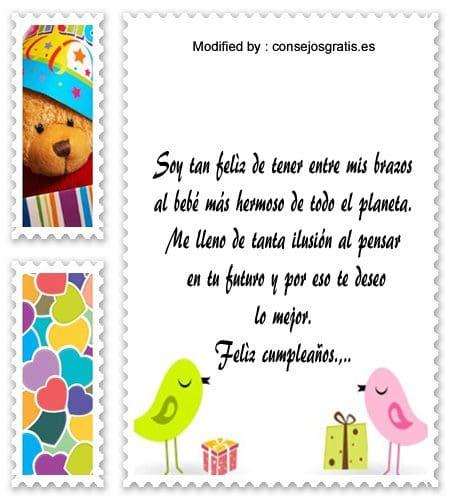 enviar frases de cumpleaños para mi hijo,buscar bonitas frases de cumpleaños para mi hijo