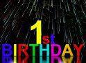 Bellas dedicatorias por el primer cumpleaños de mi nieto
