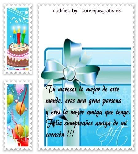 postales hermosas para desear felìz cumpleaños a mi mejor amiga gratis,nuevos saludos de cumpleaños con imàgnes para enviar a mi mejor amiga