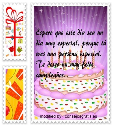 tarjetas con bellos textos de cumpleaños para una amiga muy especial ,sorprende a tu mejor amiga con estos lindos saludos de cumpleaños