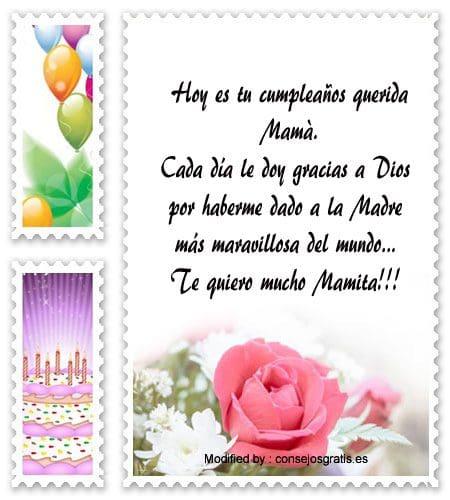 descargar mensajes de cumpleaños para mi Mamà,mensajes bonitos de cumpleaños para mi Mamà