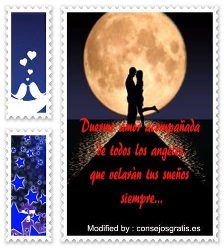 dedicatorias de buenas noches para mi novio,descargar frases bonitas de buenas noches para mi novio