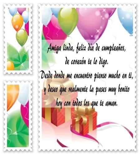 buscar mensajes de cumpleaños para mi amiga,buscar dedicatorias de cumpleaños para mi amiga