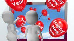 Lindas frases de feliz Año Nuevo para Facebook