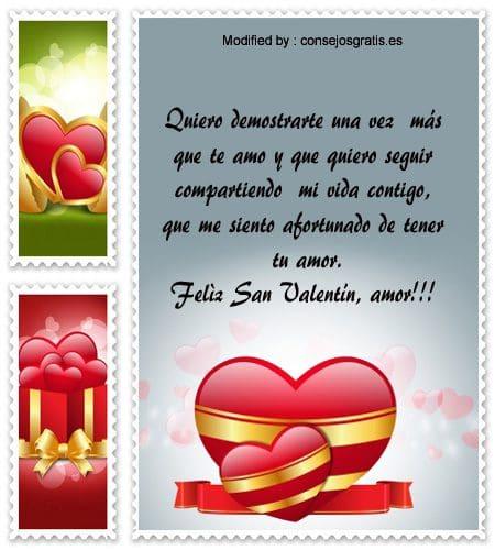 Carta De Amor Por San Valentín, N° 6. ¡Feliz Día ...