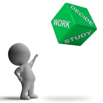 Ventajas y desventajas de estudiar y trabajar al mismo tiempo
