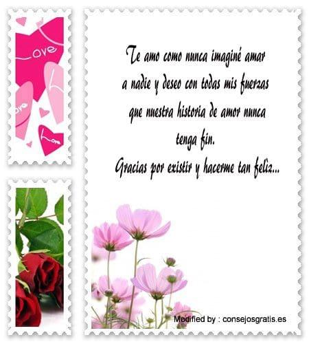 originales mensajes de romànticos para mi novio con imágenes gratis,buscar palabras de amor para mi enamorado,