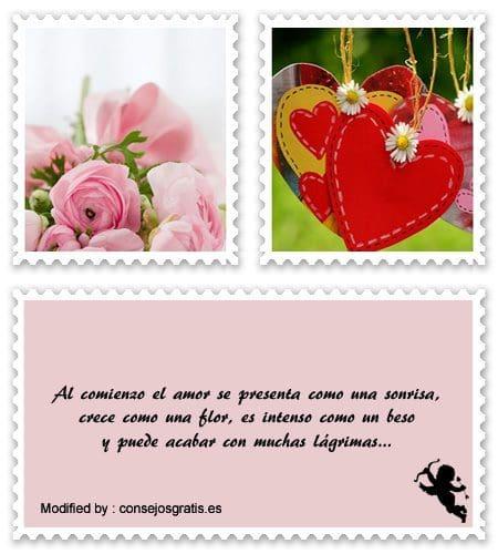 descargar mensajes de amor para facebook para enviar