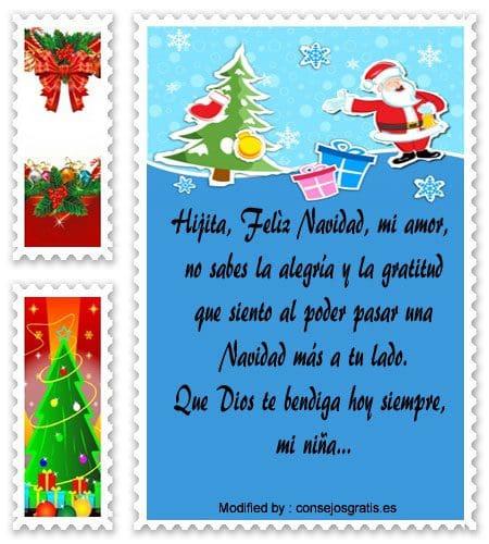 Bonitos mensajes de navidad para mis padres saludos de - Tarjetas de navidad para enviar ...