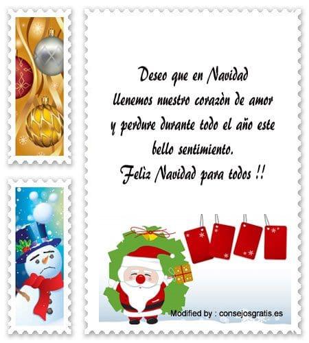 Bonitos mensajes de navidad para clientes saludos de - Frases navidenas para empresas ...