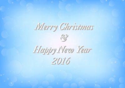 Saludos de Navidad y Año Nuevo gratis