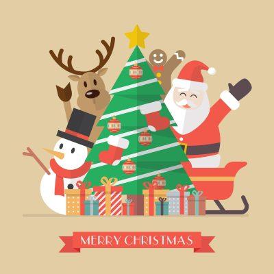 Bellos mensajes de navidad tarjetas de navidad - Videos de navidad para enviar ...