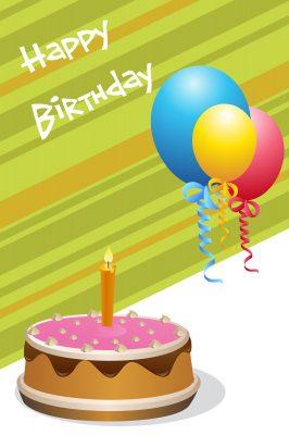 Descargar mensajes de cumpleaños | Saludos de cumpleaños