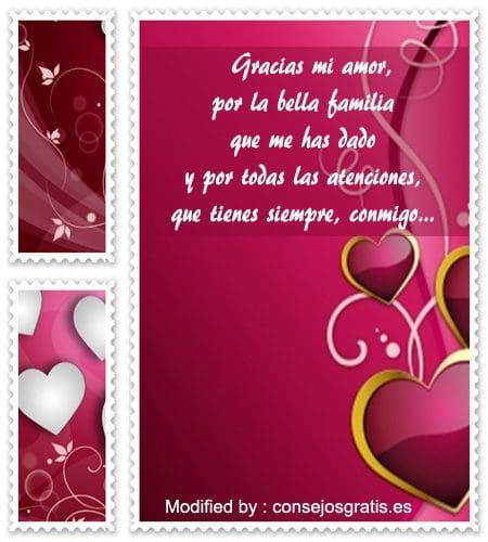 bonitas dedicatorias de amor para mi novio,tarjetas con pensamientos de amor para mi novio