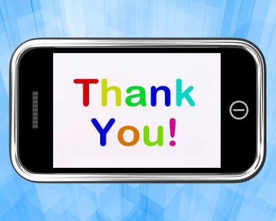 Enviar Bonitos Mensajes De Agradecimiento Para Mis Amigos