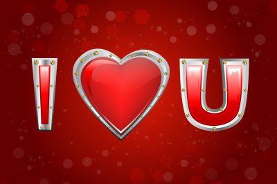 Saludos de San Valentìn para mi novia en facebook