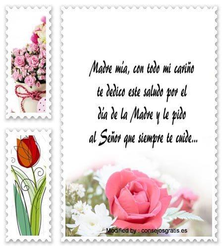 textos para el dia de la Madre,dedicatorias para el dia de la Madre