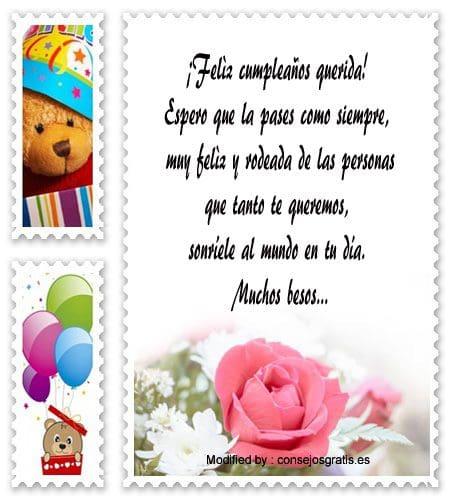 mensajes de cumpleaños para enviar por Whatsapp,mensajes de cumpleaños para facebook