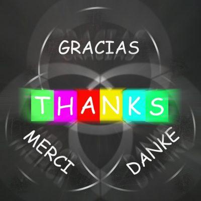 Buscar Mensajes De Agradecimiento Por Felicitaciones