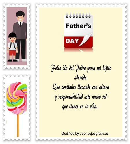 dedicatorias para el dia del Padre,descargar frases bonitas para el dia del Padre