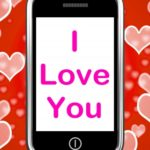 ejemplos de pensamientos de amor para celular, nuevas frases de amor para celular