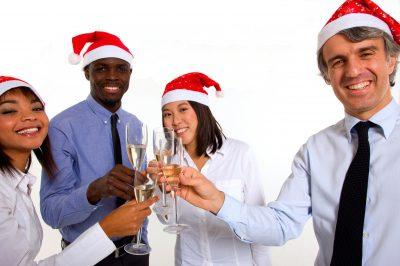compartir textos de Navidad para empresas, buscar mensajes comerciales de Navidad