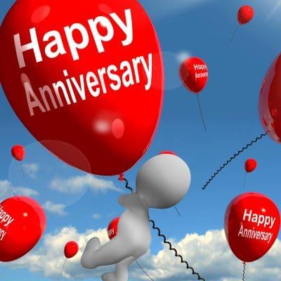 Mensajes De Aniversario Para Mi Enamorada | Frases De Aniversario