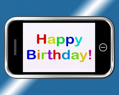 Enviar Mensajes De Cumpleaños Para Celulares