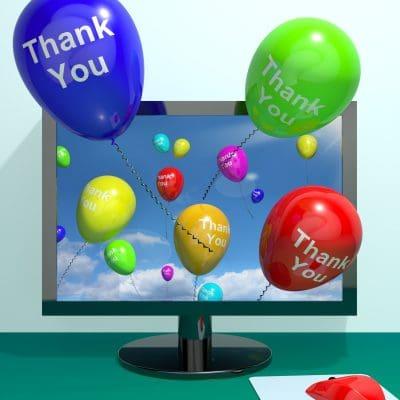 Mensajes De Agradecimiento Por Saludos De Cumpleaños | Frases para cumpleaños
