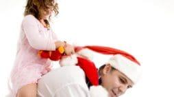 Nuevos Mensajes De Navidad Para Papá│Lindas Frases De Navidad Para Papa