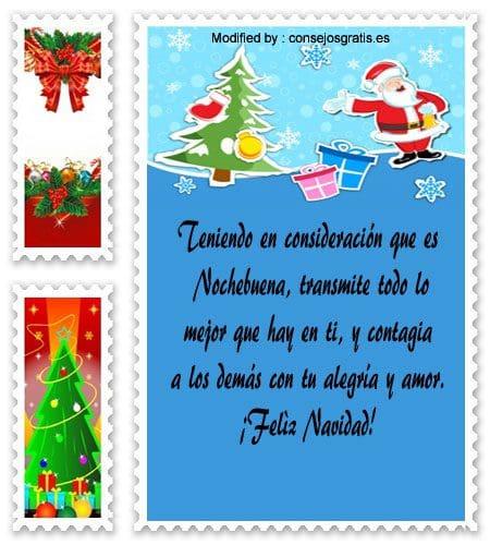 Lindos Mensajes De Navidad Para Tus Seres Queridos│Bonitas Frases ...