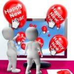 bonitas frases de Año Nuevo para amigos, buscar mensajes de Año Nuevo para amigos