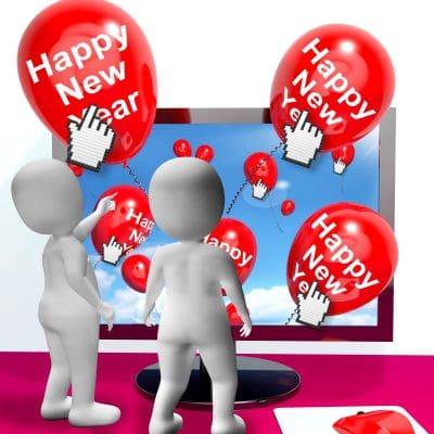 Bajar Mensajes De Año Nuevo Para Amigos│Bonitas Frases de Año Nuevo Para Amigos