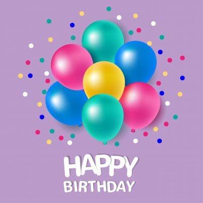 Mensajes de feliz cumpleaños | Saludos de cumpleaños