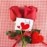bonitos pensamientos de San Valentín para tu enamorada, enviar frases de San Valentín para tu novia