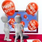 buscar textos de cumpleaños para Facebook
