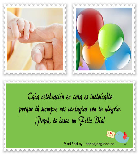 tarjetas con imàgenes para el dia del Padre