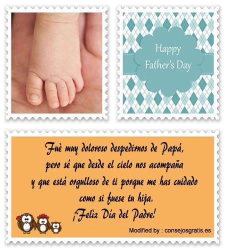 descargar mensajes del dia del Padre