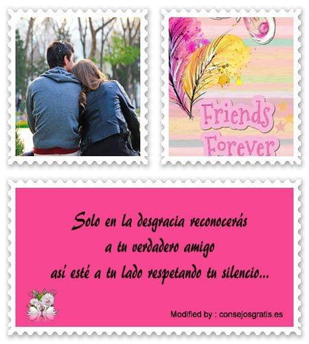 mensajes bonitos para el dia del amor y la amistad
