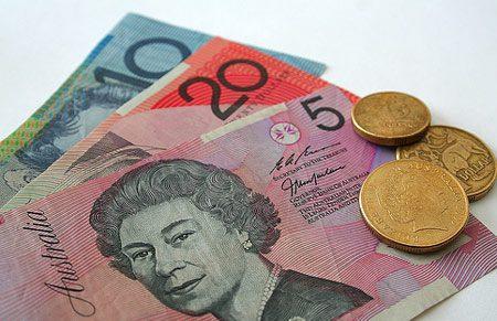 Sueldos y salarios en Australia