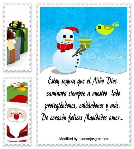 Cartas De Feliz Navidad Para Mi Amor Frases Bonitas De Navidad